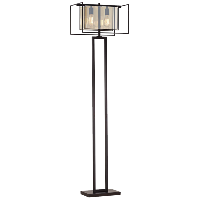 Hazelhurst 2-Light Floor Lamp